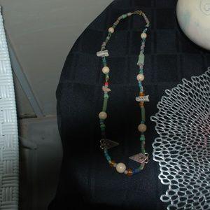Vintage Cadoro Necklace Signed